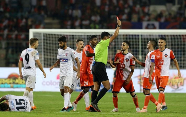 TOPSY TURVY TIMES FOR FC GOA