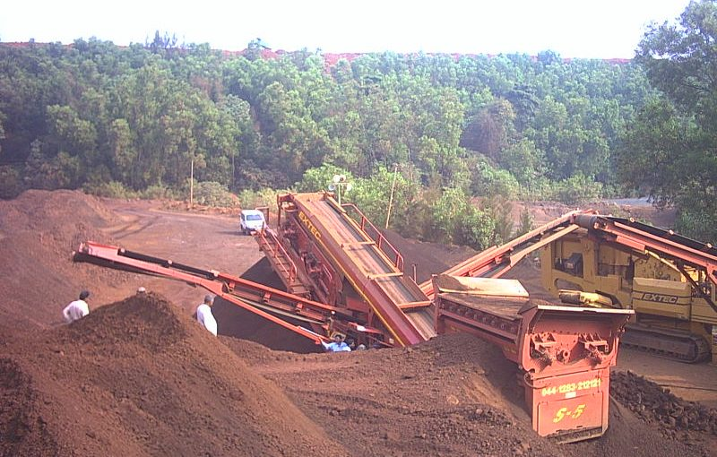 HOPES OF QUICK MINING REVIVAL FADE