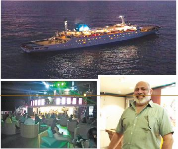 'ANGRIYA' OFFERS VOYAGES OF WOWS!