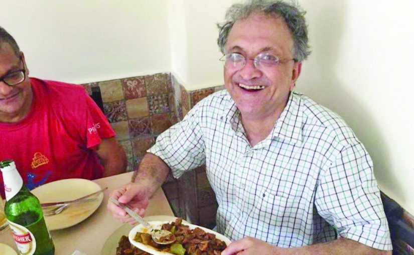GUHA UNDER THREAT FOR EATING BEEF IN GOA!