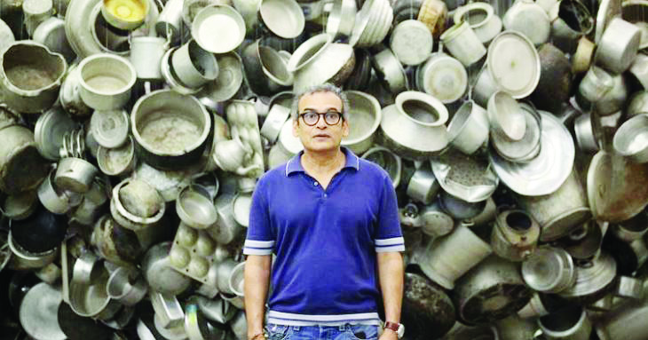 Subodh Gupta steps down as SERENDIPITY fest curator, denies charges