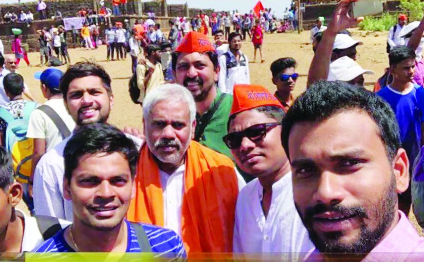 DHONDGIRI GATHERING FORCE IN GOA!