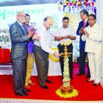 A JUBILANT OPENING FOR HEALTHWAY