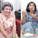 Ana Filomena Amaral and Sunita Peres da Costa at CLP Camoes WITH BOOK RELEASES GALORE!