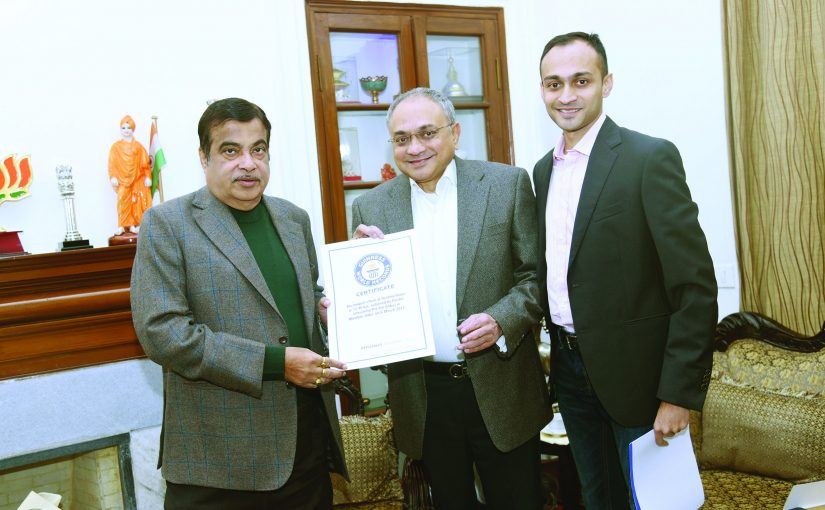 Drishti Marine gains entry into the Guinness World Records