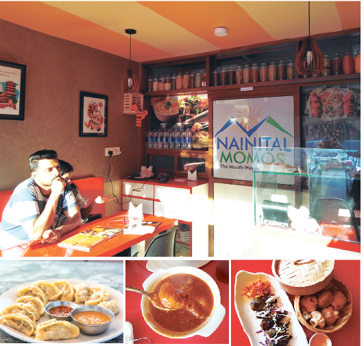 A DISCOVERY OF MOMO IN PANAJI