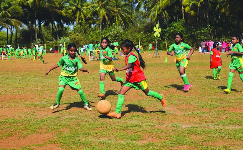 KEEPING FOOTBALL ALIVE IN GOA!