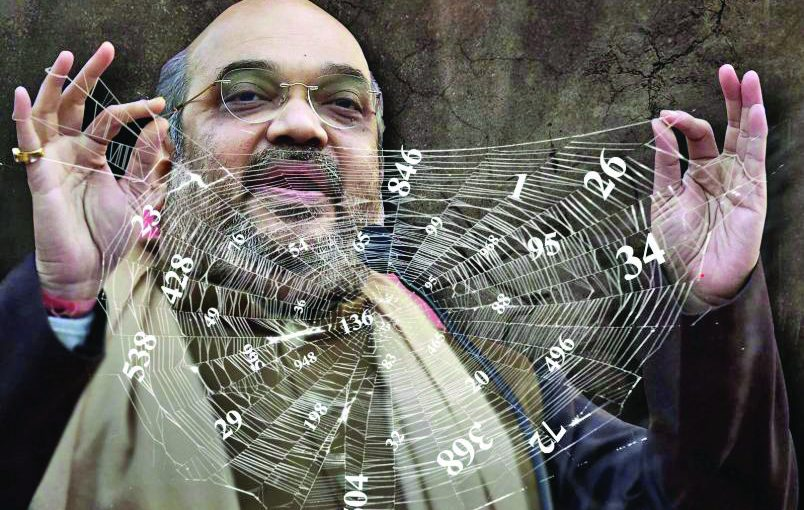 Modi Govt Caught Tweaking Data