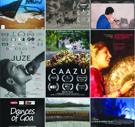 'Goa in Films', Sunaparanta Film Festival