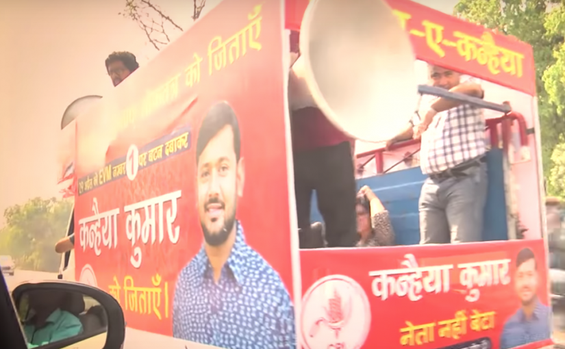 'Seditionist' Kanhaiya Kumar May Have the Edge