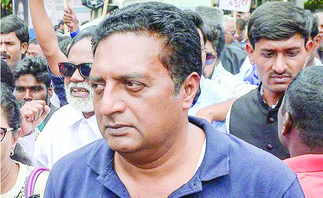"""Solid Slap On My Face""  Says Actor-Politician Prakash Raj On Defeat"