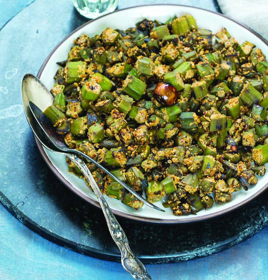 Bhindi Sol (Main Course Recipe)