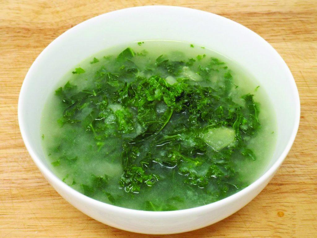 Caldo Verdo  (Soup)