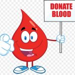 Donating blood is a noble thing to do!