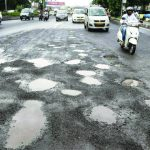 POOR INFRA RESPONSIBLE FOR ACCIDENTS!