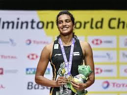 Sindhu WORLD CHAMP AT LAST!