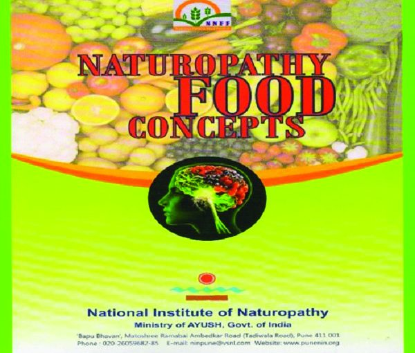 RECIPES FROM A NATUROPATHY COOKBOOK