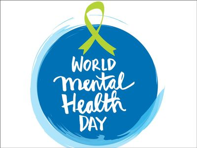 It is World Mental Health Day