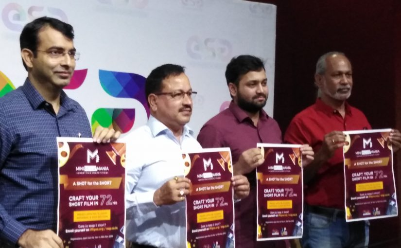 WANT TO MAKE A SHORT FILM IN 72 HOURS THIS IFFI?