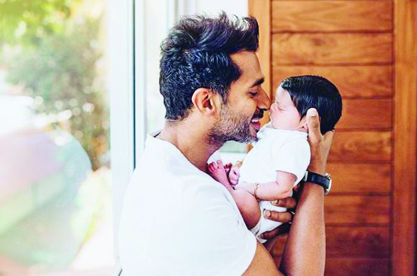 SAY HELLO TO GOA'S FIRST IVF SURROGATE BABY.... KABIR KHAN