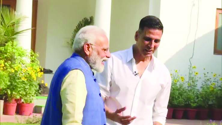 FILM INDUSTRY CHAMCHAS OF BJP?