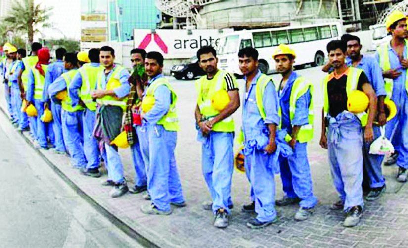 LOCKDOWN IN DUBAI HITS INDIANS!