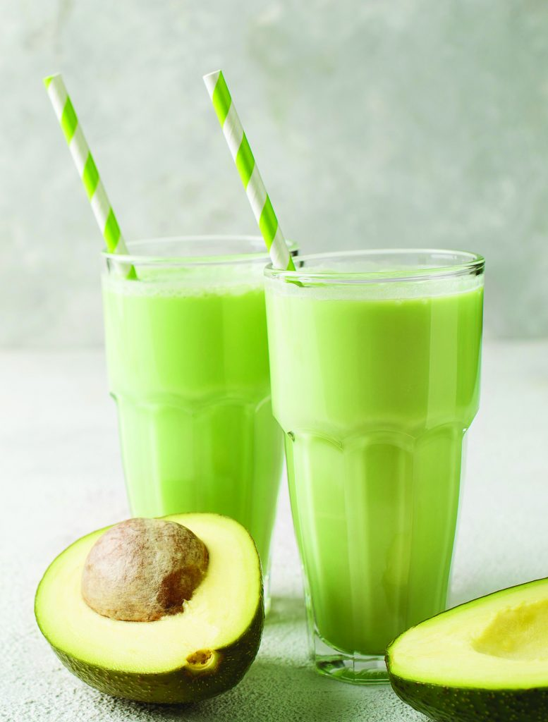 AVOCADO SUPER SMOOTHIE
