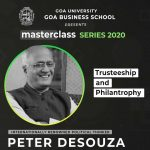 'Gandhian values of trusteeship most relevant today' — Prof Peter D'Souza