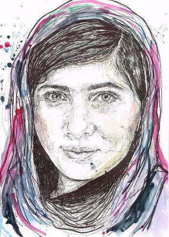 MALALA'S CRUSADE FOR EDUCATION FOR GIRLS