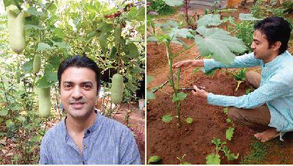 An organic farm for clean water, clean AIR and clean food!