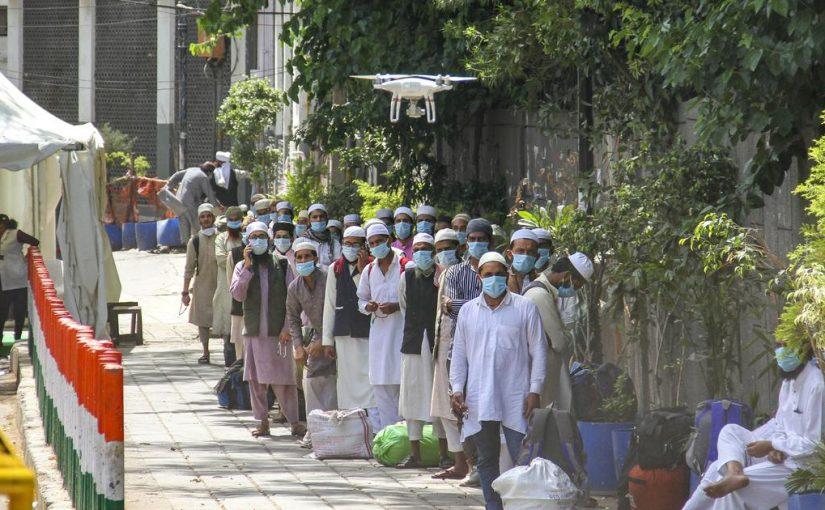 Tablighi Jamaat Defamed!