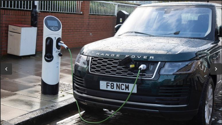 ART OF SERVICING ELECTRIC VEHICLES!