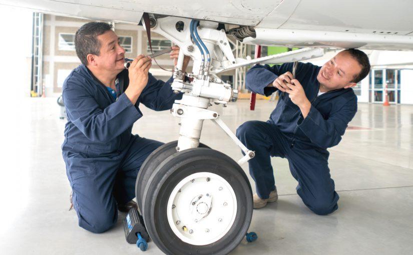 PREPARING FOR JOBS AT MOPA AIRPORT!