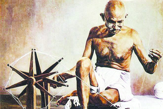 'HEY RAM!' WERE GANDHI'S LAST WORDS