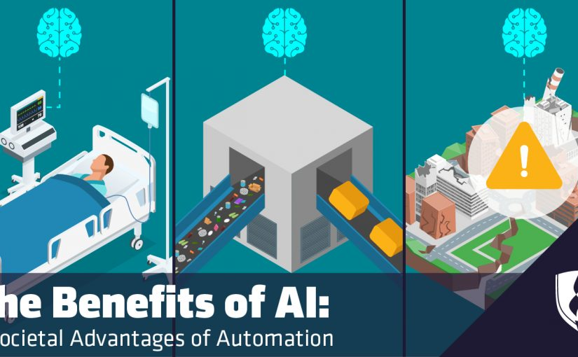 BENEFITS OF ARTIFICIAL INTELLIGENCE!