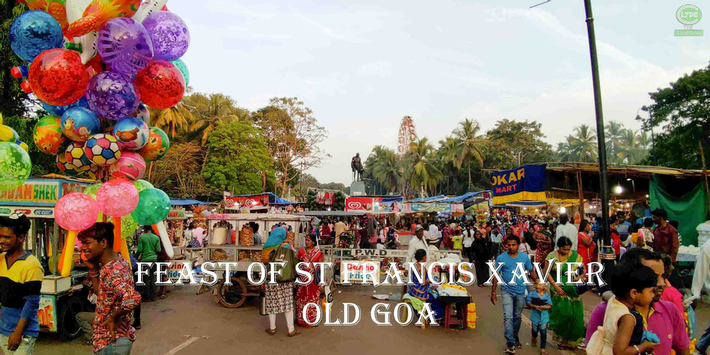 NO OLD GOA FEAST!