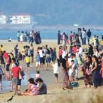 TOURIST LOCKDOWN IN GOA!