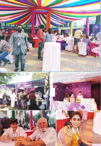 EATING OUT AT IFFI THIS YEAR SO SO!