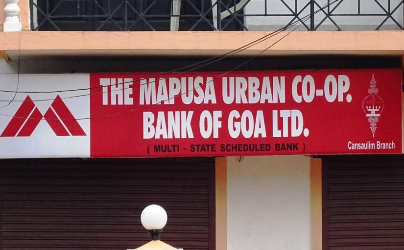 THE COLLAPSE OF THE COOPERATIVE BANKS!
