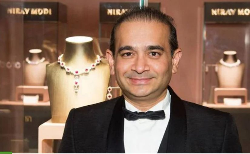 PNB SCAMSTER NIRAV TO BE EXTRADITED!