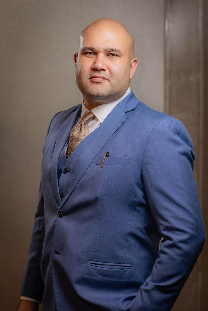 Rishi Chandiok, Regional Director (South Asia) QNET Ltd.