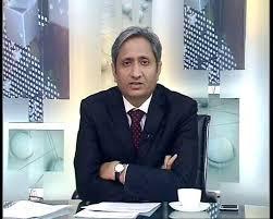 Ravish Kumar, senior executive editor, NDTV India