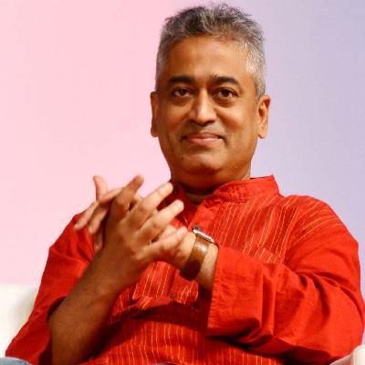 Rajdeep Sardesai, consulting editor, India Today Group