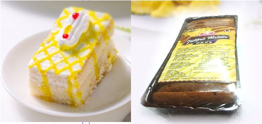 NOW MONGINIS   JACK FRUIT CAKE!
