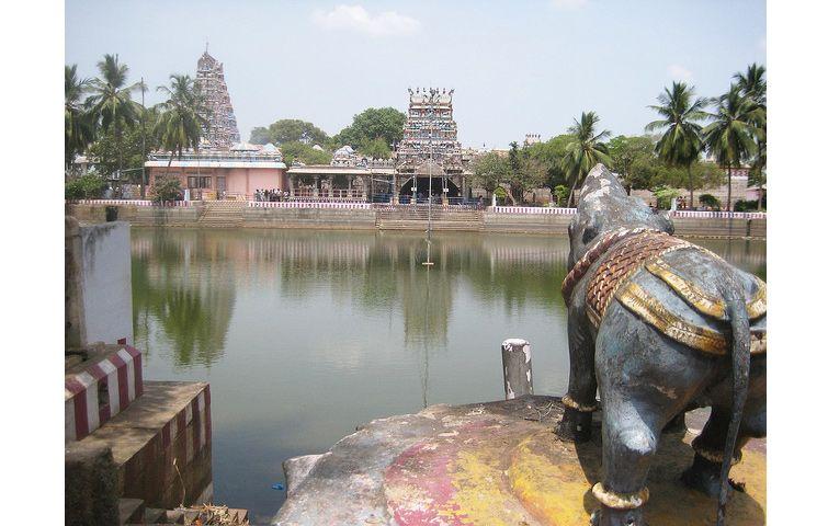 Karpaga Vinayagar Temple,   Pillaiyarpatti, Tamil Nadu