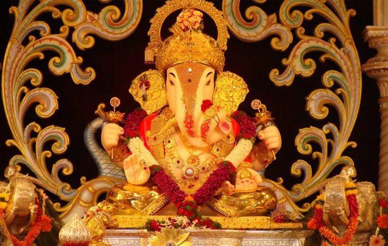 Shrimant Dagdusheth Halwai Ganpati Temple,   Pune