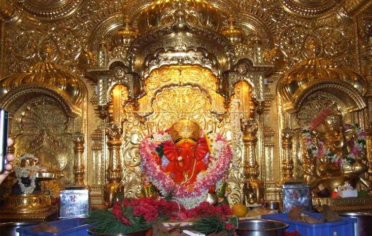 Shree Siddhivinayak Temple,   Mumbai