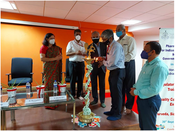 AYUSH STAKEHOLDERS GET TRAINED!