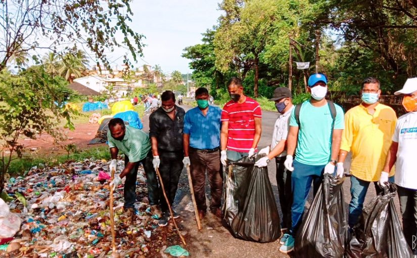 ON MISSION CLEAN GOA!