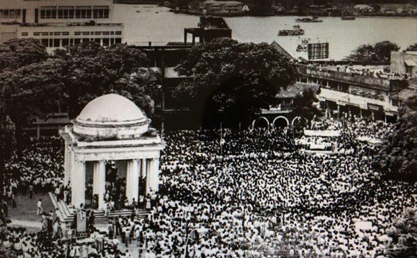 FROM VOICE OF GOENKARS TO VOICE OF LUIZINHO FALEIRO!